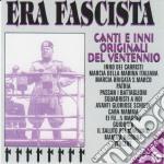 Era Fascista #06 cd musicale