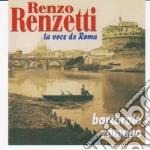 Renzo Renzetti - Barcarolo Romano cd musicale