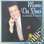 Mario Da Vinci - Canzoni D'Amore cd musicale
