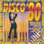 Disco 80 cd musicale