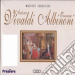 Vivaldi / Albinoni - Maestri Veneziani (2 Cd) cd musicale