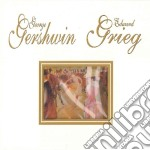 George Gershwin / Edward Grieg (2 Cd) cd musicale