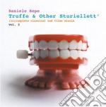 TRUFFE AND OTHERS STURIELLETT (3 CD) cd musicale di Daniele Sepe