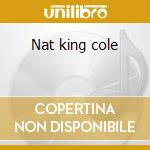 Nat king cole cd musicale