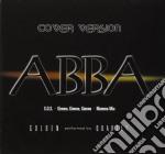 Abba - cover version cd musicale di Quartet Golden