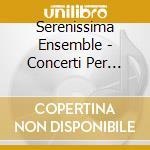 Concerti/sonate cd musicale