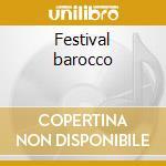 Festival barocco cd musicale di Vivaldi/albinoni