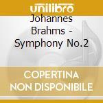J. Brahms - Symphony N. 2 cd musicale