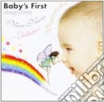 BABY'S FIRST SLEEPYTIME (NINNE NANNE-LULLABIES) cd musicale di ARTISTI VARI