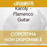Flamenco guitar cd musicale
