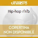 Hip-hop r'n'b cd musicale