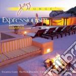 JAZZ LOUNGE-EXPRESSIONISM cd musicale di ARTISTI VARI
