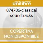 874706-classical soundtracks cd musicale di Collection Gold