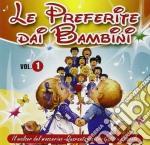 LE PREFERITE DEI BAMBINI VOL.1  (44 GATTI, IL VALZER DEL MOSCERINO....) cd musicale di ARTISTI VARI