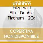 874707-double platinum collection cd musicale di Ella Fitzgerald
