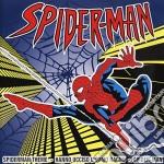 SPIDERMAN COMPILATION cd musicale di ARTISTI VARI