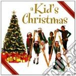 A kid's christmas cd musicale di Artisti Vari
