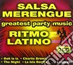 Salsa Merengue cd musicale di Artisti Vari