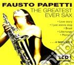 The greatest ever sax cd musicale di Fausto Papetti