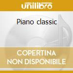 Piano classic cd musicale