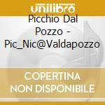 PIC_NIC@VALDAPOZZO cd musicale di DAL POZZO PICCHIO