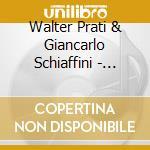 MONSTER cd musicale di PRATI/SCHIAFFINI