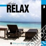 SPECIAL BOX ABSOLUTE RELAX                cd musicale di Special box absolute
