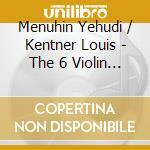 Menuhin plays bach cd musicale di Yehudi Menuhin