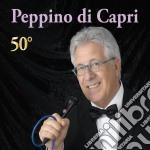 Peppino Di Capri - 50 Live cd musicale di Peppino Di capri