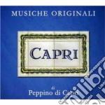Peppino Di Capri - Capri Musiche Originali cd musicale di Peppino Di capri