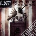 Latexxx Teens - Death Club Entertainment cd musicale di Teens Latexxx