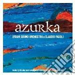Lydian Sound Orchestra & C.fasoli - Azurka cd musicale di LYDIAN SOUND ORCHEST
