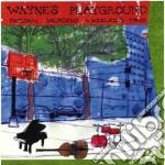 Paesani/Dalpozzo/Mazzucco Trio - Wayne's Playground cd musicale di Paesani/dalpozzo/maz