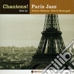 Chantons! - Paris Jazz cd musicale di CHANTONS!