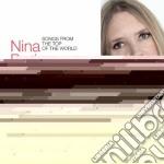Nina Pedersen - Songs From The Top Of The World cd musicale di Nina Pedersen
