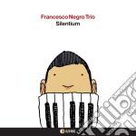 Francesco Negro - Silentium cd musicale di Francesco Negro