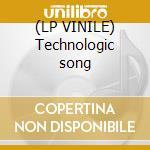 (LP VINILE) Technologic song lp vinile di Igor orso feat. dj 8