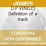 (LP VINILE) Definition of a track lp vinile di Gius Dj
