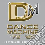 DANCE MACHINE 1979-1980 cd musicale di ARTISTI VARI
