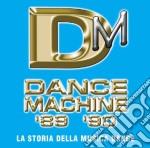 DANCE MACHINE 1989/1990-2CD cd musicale di ARTISTI VARI