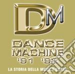 DANCE MACHINE 91/92-2CDx1 cd musicale di ARTISTI VARI