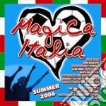 MAGICA ITALIA cd musicale di ARTISTI VARI