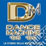 DANCE MACHINE 1995/1996 cd musicale di ARTISTI VARI