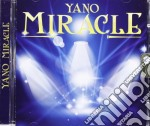 Yano - Miracle cd musicale di Dj Yano