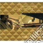 Claudio Cojaniz / Giancarlo Schiaffini - War Orphans cd musicale di Cojaniz c./schiaffini g.
