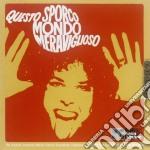 Piero Umiliani - Questo Sporco Mondo Meraviglioso cd musicale di O.S.T.