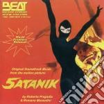 Roberto Pregadio / Romano Mussolini - Satanik cd musicale di O.S.T.