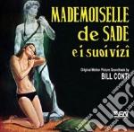 Bill Conti - Mademoiselle De Sade E I Suoi Vizi cd musicale di Warren Kiefer