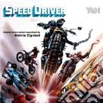 Stelvio Cipriani - Speed Driver cd musicale di Stelvio Massi
