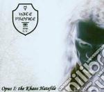 Hate Profile - Opus I: The Khaos Hatefile cd musicale di Profile Hate